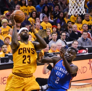 Cavaliers forward, LeBron James. Photo Credit: Erik Drost http://creativecommons.org/licenses/by/4.0/legalcode